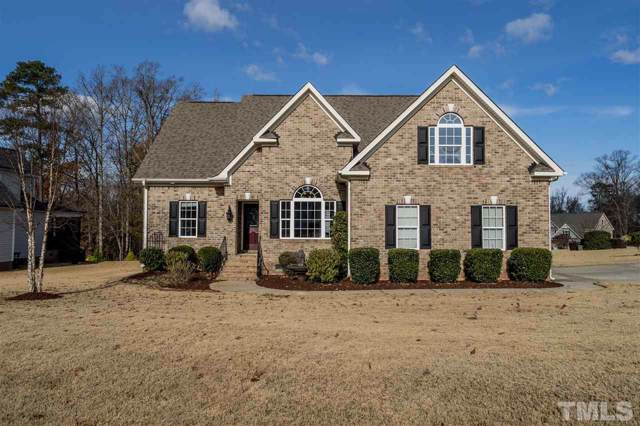 25 English Oak Lane, Clayton, NC 27520 (#2290002) :: Sara Kate Homes