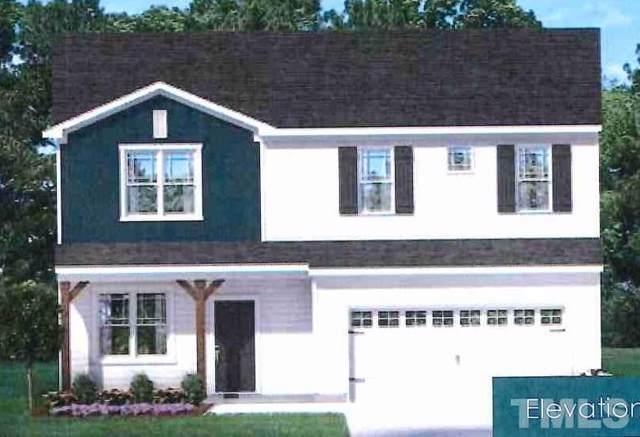 940 Gallivant Way #43, Wake Forest, NC 27587 (#2290023) :: Foley Properties & Estates, Co.