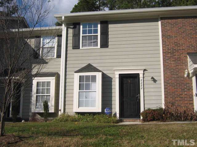 2222 Alpine Road, Durham, NC 27707 (#2290024) :: Triangle Top Choice Realty, LLC