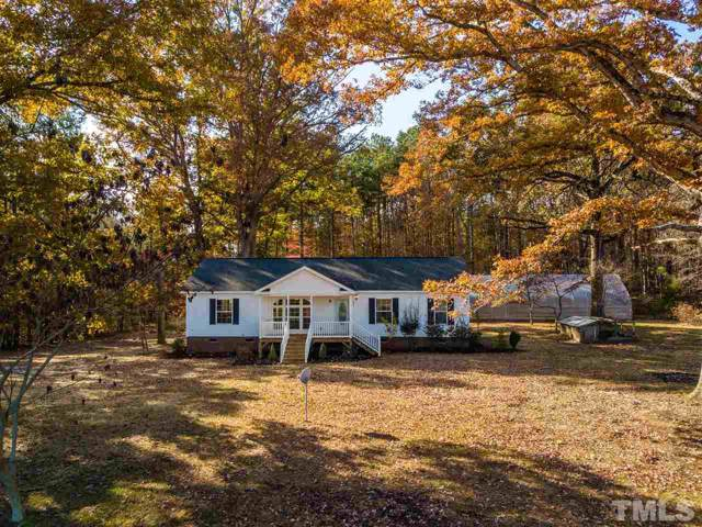 2539 Evans Frazier Road, Oxford, NC 27565 (#2290025) :: The Perry Group