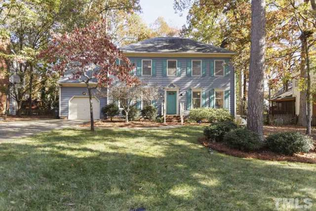 1311 Chimney Hill Drive, Apex, NC 27502 (#2290031) :: The Jim Allen Group