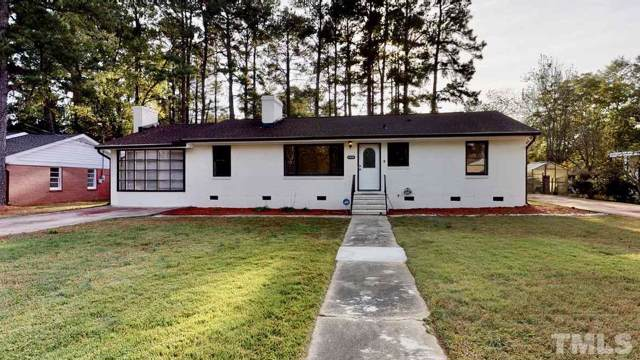 1101 Lakeside Drive, Garner, NC 27529 (#2290070) :: The Jim Allen Group