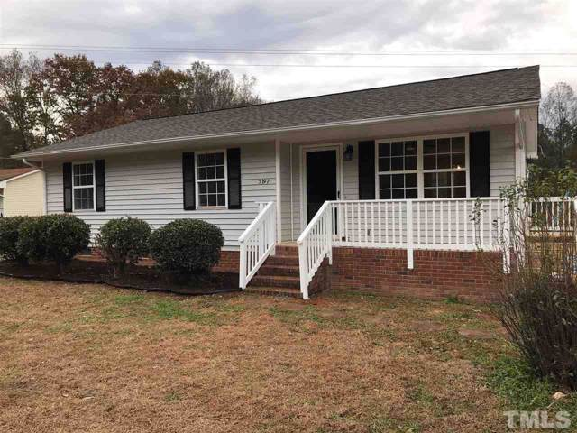 5197 Antioch Road, Oxford, NC 27565 (#2290077) :: The Perry Group
