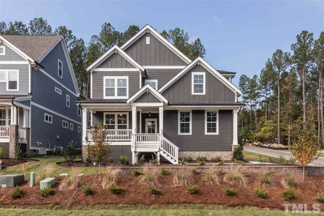 120 Breyla Way #6, Holly Springs, NC 27540 (#2290088) :: Raleigh Cary Realty