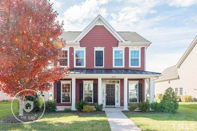 1017 Euphony Lane, Morrisville, NC 27560 (#2290101) :: Foley Properties & Estates, Co.