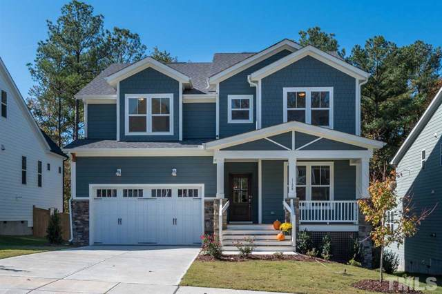 116 Breyla Way #5, Holly Springs, NC 27540 (#2290103) :: Raleigh Cary Realty