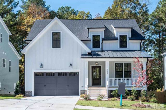 100 Breyla Way #1, Holly Springs, NC 27540 (#2290108) :: Raleigh Cary Realty