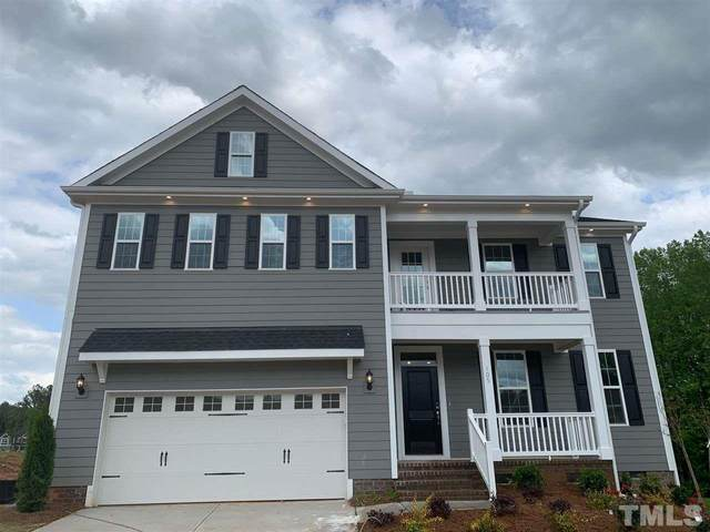 105 Brook Alder Trail #130, Holly Springs, NC 27540 (#2290131) :: The Jim Allen Group