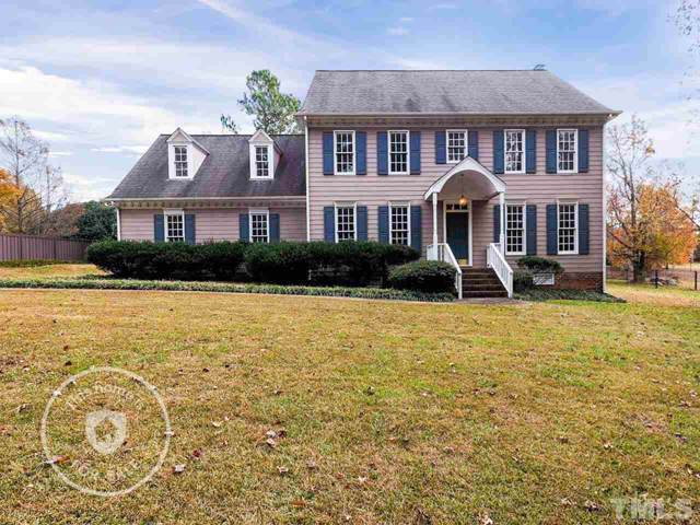 9412 S Mere Court, Raleigh, NC 27615 (#2290133) :: Foley Properties & Estates, Co.