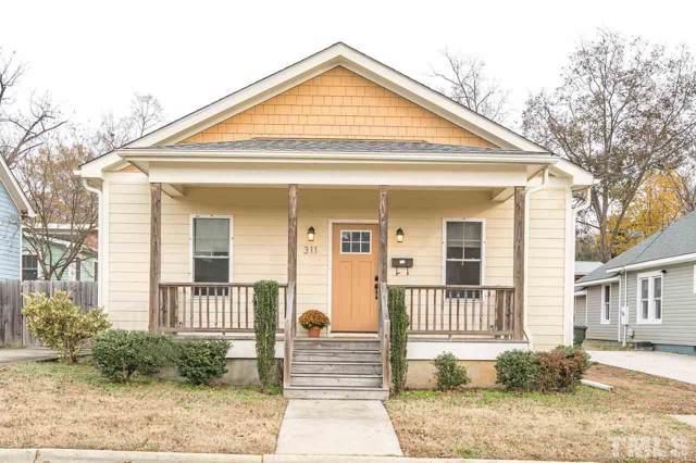 311 Camden Street, Raleigh, NC 27601 (#2290135) :: The Jim Allen Group