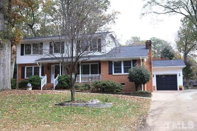 1205 Sturdivant Drive, Cary, NC 27511 (#2290143) :: Foley Properties & Estates, Co.