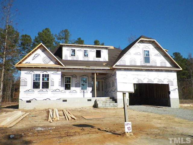 188 Reese Drive Lot 13, Willow Spring(s), NC 27592 (#2290149) :: Rachel Kendall Team
