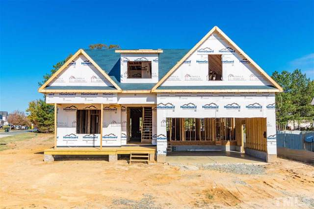 5836 Cleome Court, Holly Springs, NC 27540 (#2290151) :: Foley Properties & Estates, Co.
