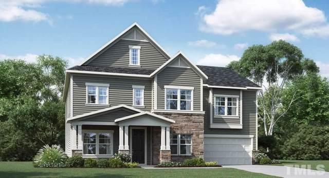 2416 Delaney Hills Lane 107 Marlette B, Fuquay Varina, NC 27526 (#2290154) :: Rachel Kendall Team