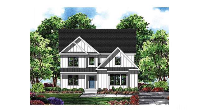 5804 Brayton Park Place, Holly Springs, NC 27540 (#2290157) :: Foley Properties & Estates, Co.