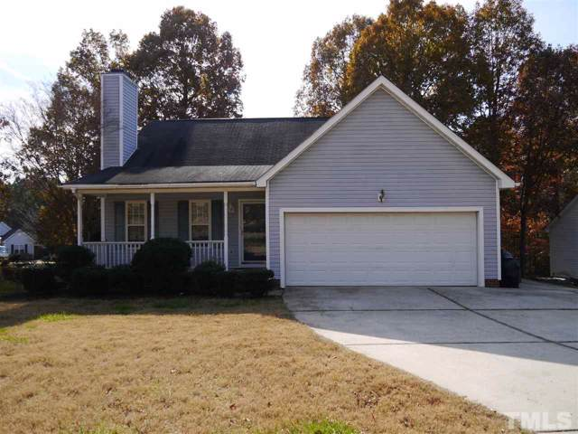 109 Collie Circle, Holly Springs, NC 27540 (#2290163) :: Foley Properties & Estates, Co.