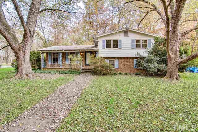 401 Sharon Road, Chapel Hill, NC 27517 (#2290170) :: Dogwood Properties