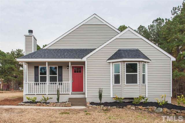 5836 Rocking Chair Drive, Youngsville, NC 27596 (#2290179) :: Foley Properties & Estates, Co.