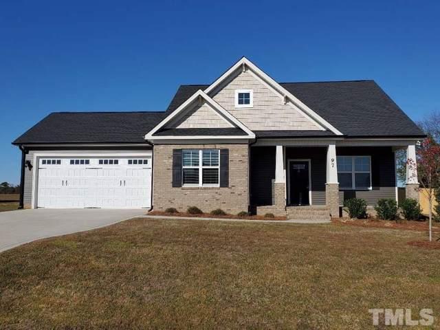 97 Treasure Drive, Lillington, NC 27546 (#2290180) :: Real Estate By Design