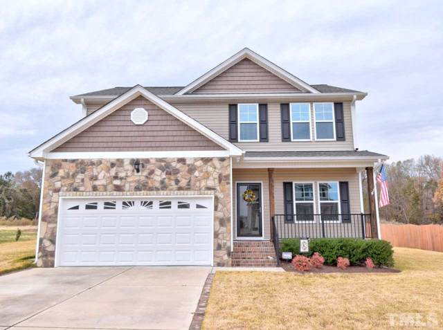 505 N Kennelman Circle, Wendell, NC 27591 (#2290196) :: Foley Properties & Estates, Co.