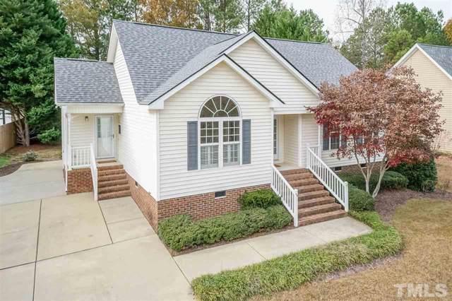 112 White Cap Lane, Garner, NC 27529 (#2290217) :: Real Estate By Design