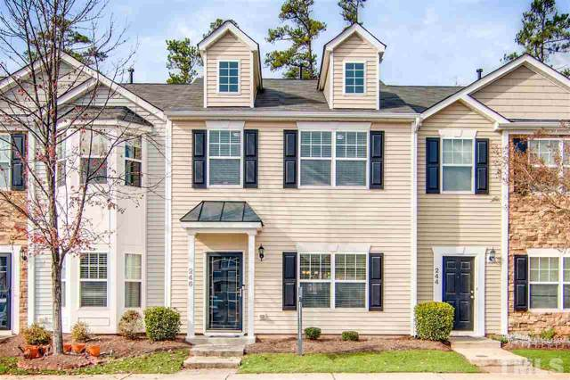 246 Hampshire Downs Drive, Morrisville, NC 27560 (#2290231) :: The Perry Group