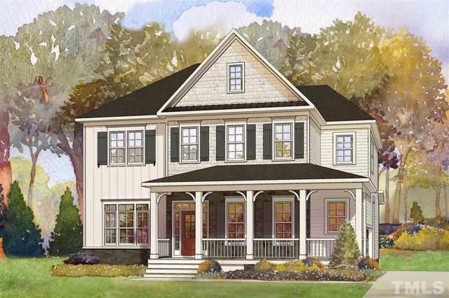 85 S Flanders Street #35, Chapel Hill, NC 27517 (#2290283) :: The Jim Allen Group