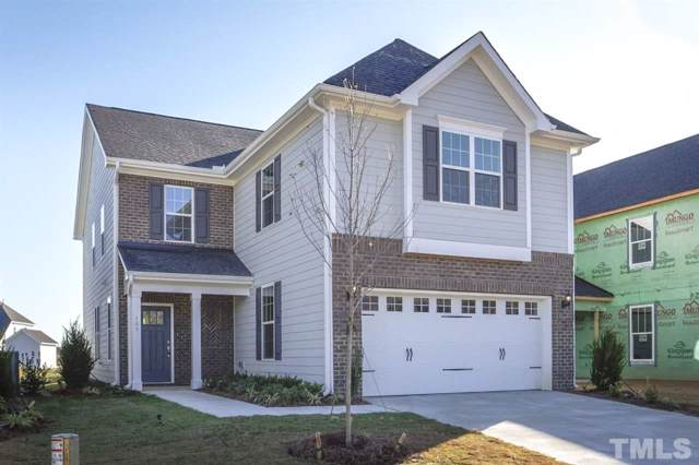 109 Mornington Place, Clayton, NC 27520 (#2290307) :: The Jim Allen Group