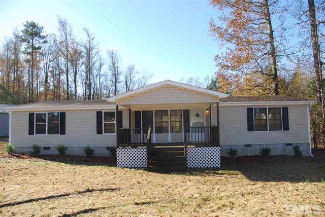 109 Pine Ridge Drive, Franklinton, NC 27595 (#2290423) :: Spotlight Realty