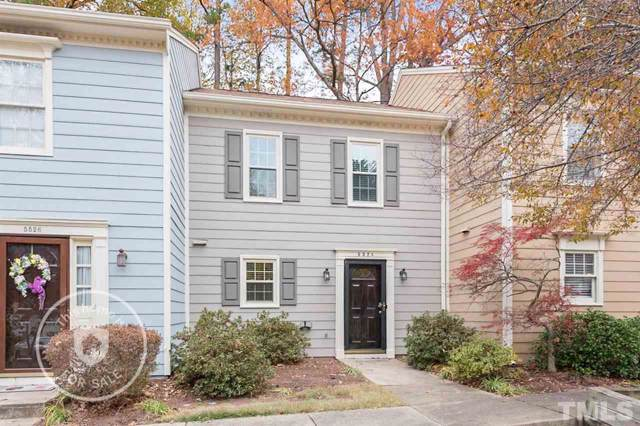 5524 Forest Oaks Drive, Raleigh, NC 27609 (#2290447) :: Marti Hampton Team - Re/Max One Realty