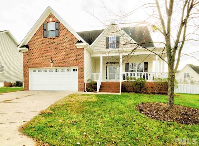 4003 Freesia Court, Zebulon, NC 27597 (#2290452) :: Rachel Kendall Team