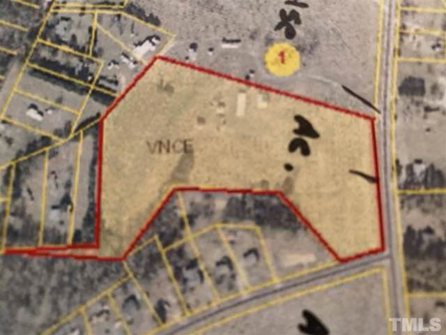 10 acres Satterwhite Point Road, Henderson, NC 27537 (#2290455) :: The Results Team, LLC