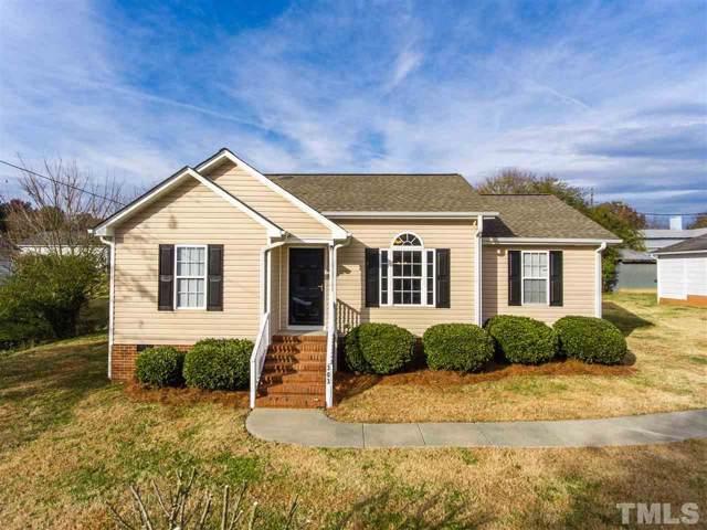 303 Poplar Street, Graham, NC 27253 (MLS #2290490) :: Elevation Realty