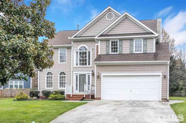 108 Creek Park Drive, Cary, NC 27513 (MLS #2290492) :: The Oceanaire Realty