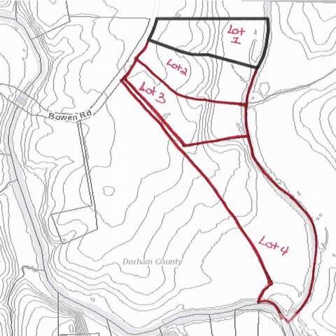 0 Bowen Road, Rougemont, NC 27572 (#2290520) :: The Amy Pomerantz Group
