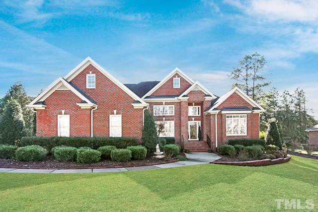 105 Luxorwind Drive, Garner, NC 27529 (#2290536) :: Foley Properties & Estates, Co.
