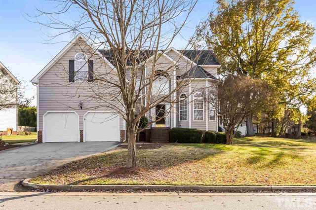 216 Mediate Drive, Raleigh, NC 27603 (#2290584) :: Real Estate By Design
