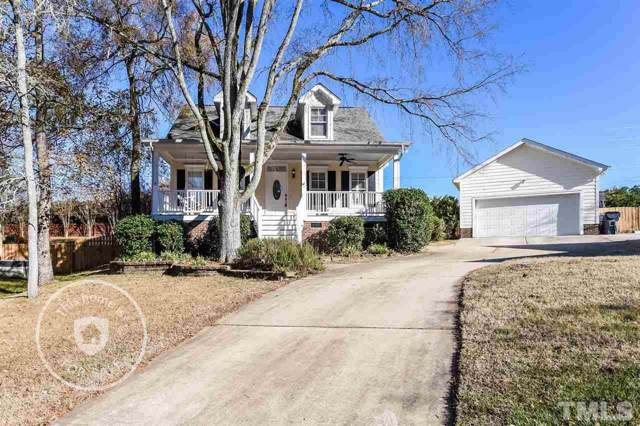 1005 Marston Court, Apex, NC 27502 (#2290588) :: Raleigh Cary Realty