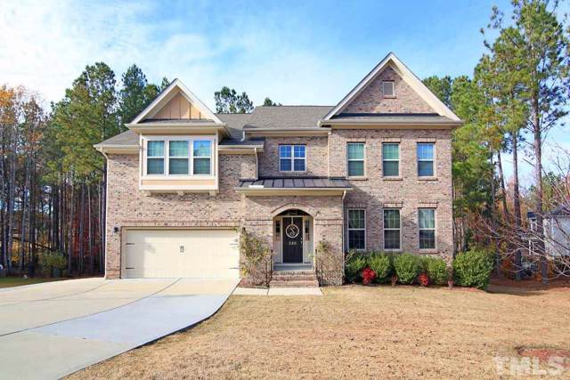 286 Dongola Street, Clayton, NC 27520 (#2290644) :: Dogwood Properties