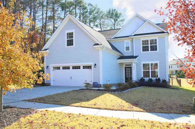 1124 Trotter Bluffs Drive, Holly Springs, NC 27540 (#2290646) :: Marti Hampton Team - Re/Max One Realty