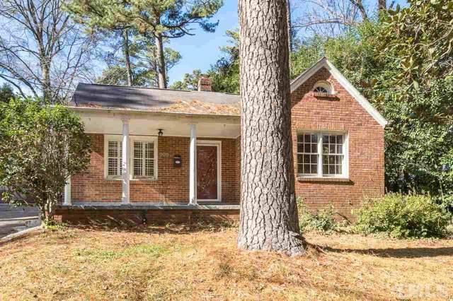 909 Gardner Street, Raleigh, NC 27607 (#2290652) :: Dogwood Properties