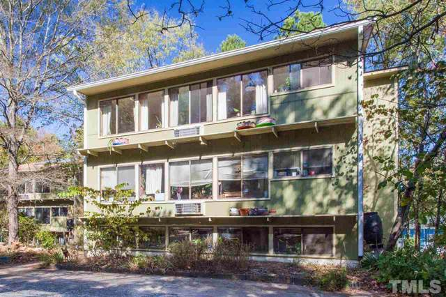 701 N Greensboro Street A, Carrboro, NC 27510 (#2290656) :: The Jim Allen Group