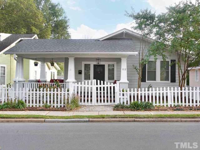 112 E Whitaker Mill Road, Raleigh, NC 27608 (#2290761) :: Dogwood Properties