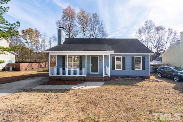 5352 Baywood Forest Drive, Knightdale, NC 27545 (#2290768) :: The Jim Allen Group