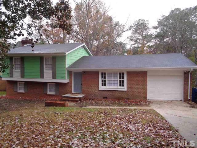 2520 Foxgate Drive, Raleigh, NC 27610 (#2290787) :: Rachel Kendall Team