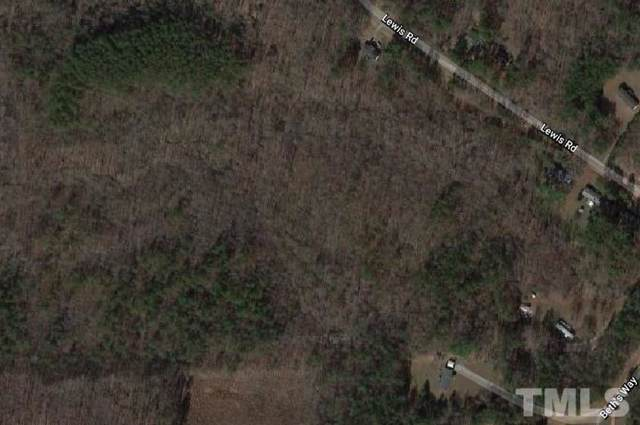 1424 Lewis Road, Oxford, NC 27565 (#2290806) :: The Perry Group