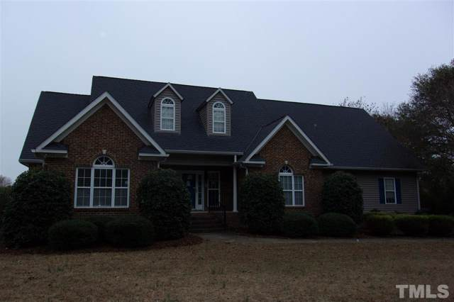 11045 Pace Road, Bailey, NC 27807 (#2290822) :: Marti Hampton Team - Re/Max One Realty