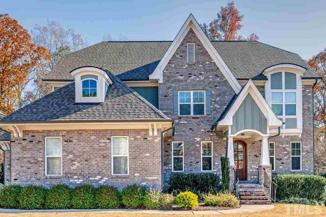 129 Aspenridge Drive, Holly Springs, NC 27540 (#2290826) :: Rachel Kendall Team