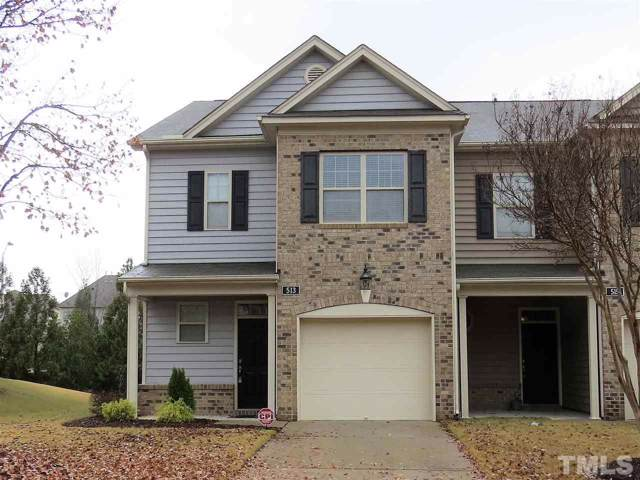 513 Panorama Park Place, Cary, NC 27519 (MLS #2290867) :: The Oceanaire Realty