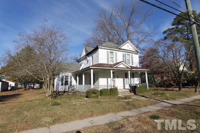 312 S Church Street, Mount Olive, NC 28365 (#2290909) :: Marti Hampton Team - Re/Max One Realty